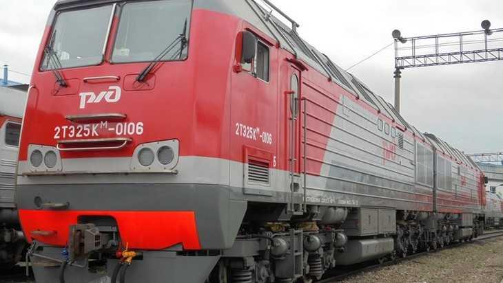 Расписание некоторых пригородных поездов в Брянской области изменится в апреле на период ремонта