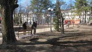 В Брянске исправят брак при ремонте сквера Морозова и Покровской горы