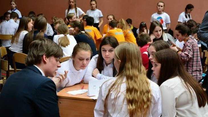 Дятьковские школьники получили диплом фестиваля интеллектуальных игр