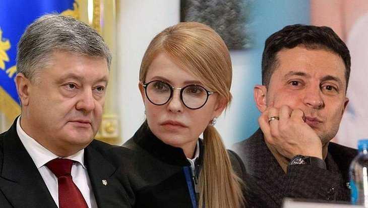 Зеленскому нужно для победы над Порошенко всего три слова