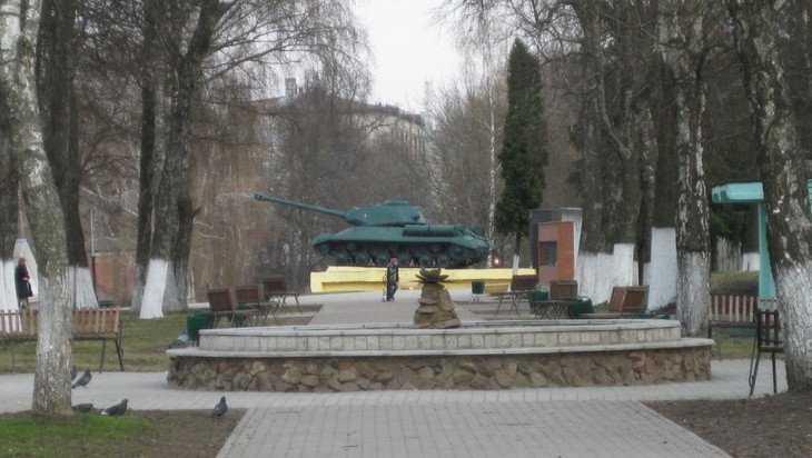 В центре Стародуба построят фонтан за 5 миллионов рублей