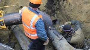 В Брянске улицу Луначарского перекроют из-за ремонта газопровода