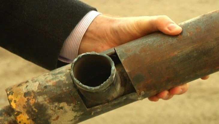 Жителя Брянска заподозрили в воровстве газа на 17000 рублей