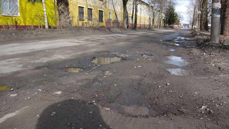 Улицу Абашева в Брянске избавят от подтоплений