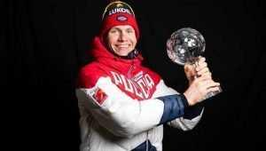 Брянцы не увидят выступление лыжника Большунова на чемпионате России