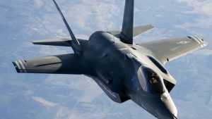 Все секреты F-35 могут попасть к русским из-за С-400 в Турции