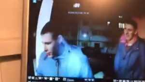 В Брянске сняли видео о ломающих ворота парковки «гопниках»