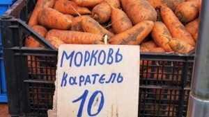 Россия вымирает из-за отвратительных продуктов