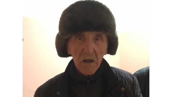 Пропавший пожилой брянец найден живым