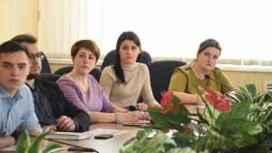 В Брянске прошла лекция для участников проекта «ПолитСтартап»