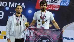Брянский боец Магомедрасул Абдухаликов стал чемпионом ЦФО