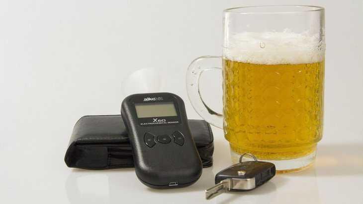 В Брянске за неделю задержали 18 пьяных водителей и 273 пешехода