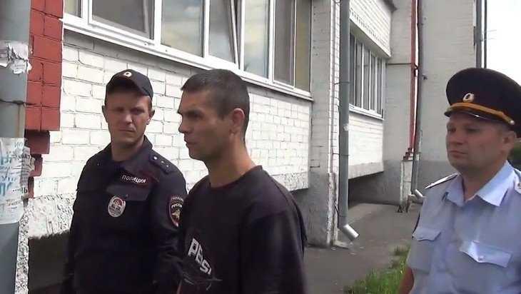 СК опубликовал видео о жестоком убийце и насильнике из Новозыбкова