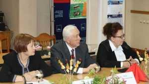 Надежда Лукашенко возглавила совет старейшин Брянска