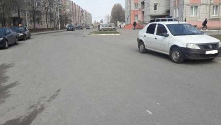 В Брянске при движении задним ходом водитель «Рено» покалечил пенсионера