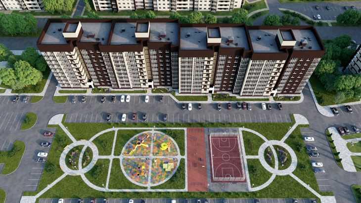9-этажный «Мегаполис-Парк»: умно, удобно, надёжно