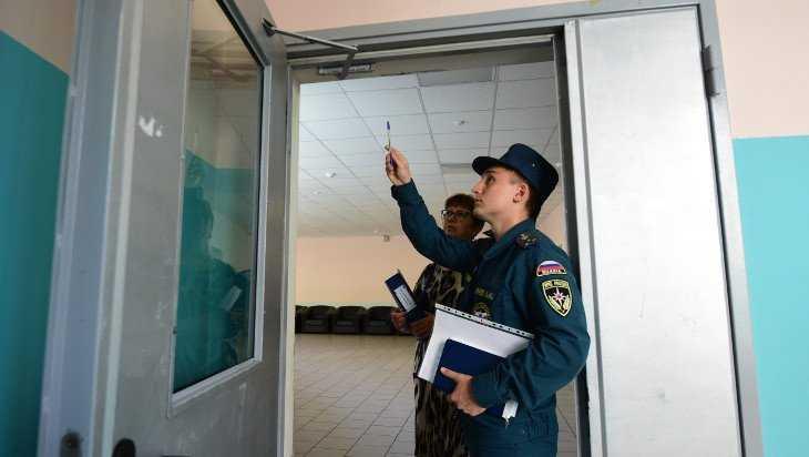 В Брянске проверили более 450 объектов после трагедии в Кемерове