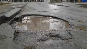 Ремонт брянских дорог подрядчики начали с грубого брака