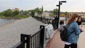 В Брянске отремонтируют канализационный коллектор на набережной