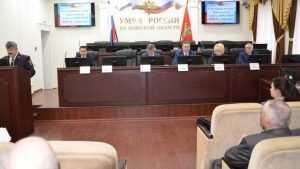 Начальник УМВД стал председателем брянского отделения «Динамо»