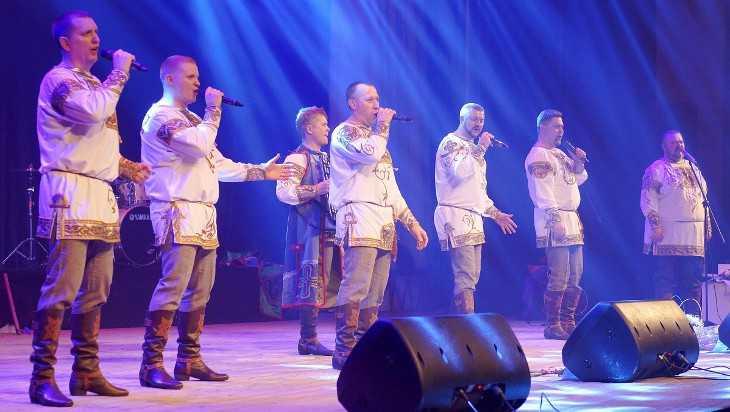 Брянская «Ватага» выступит на сцене в Кремле