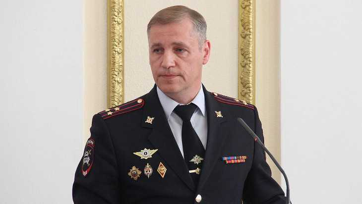 Начальника Брянского УГИБДД Вячеслава Лопатникова перевели в Тулу