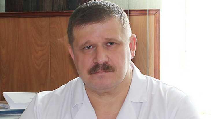 Брянский анестезиолог Виктор Макеев стал Заслуженным врачом России
