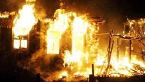 В Стародубском районе при пожаре погиб 62-летний мужчина