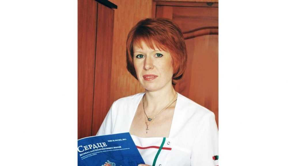 Брянский медик Ирина Щербакова стала Заслуженным врачом России