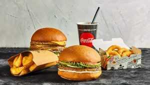 Крафтовая бургерная Burger Club Loft: высокое качество по знакомой цене