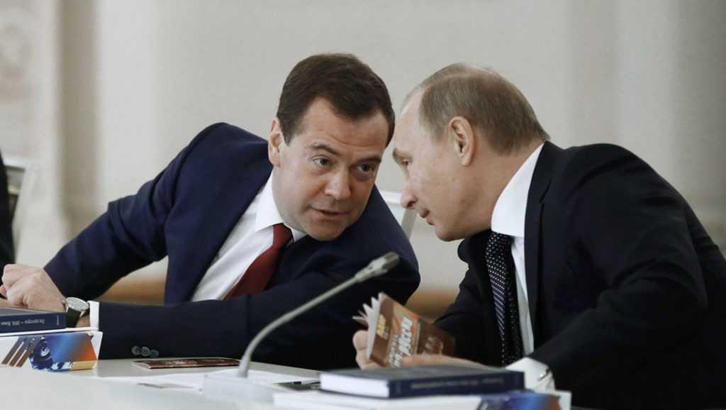 Дмитрий Медведев раскрыл свою школьную тайну