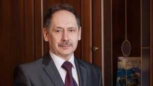 Директора брянского лицея № 27 Афонина в Москве наградили медалью