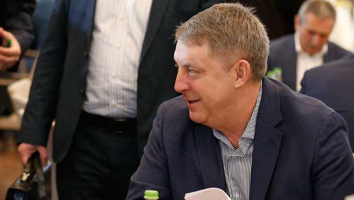 Брянский глава Александр Богомаз поднялся в медиарейтинге губернаторов