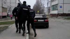 В Брянске полиция возобновила активное патрулирование улиц