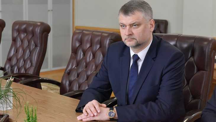 В Брянске представили нового федерального инспектора Андрея Дьячука