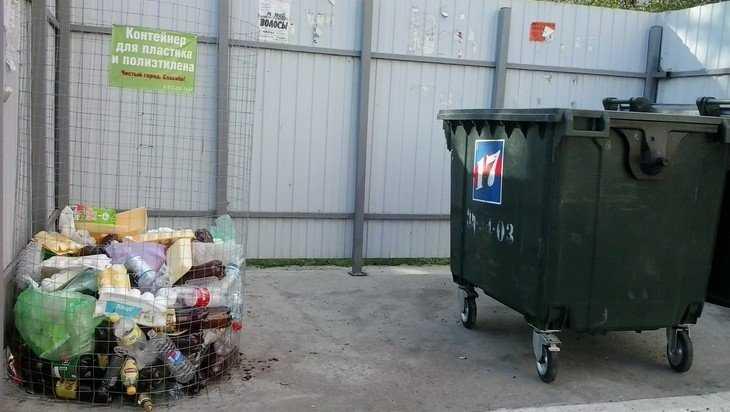 Жителей Брянска попросили указать места для мусорных контейнеров