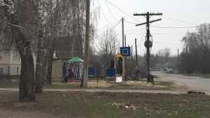 Брянским детям предложили гулять у дороги под линией в 380 вольт