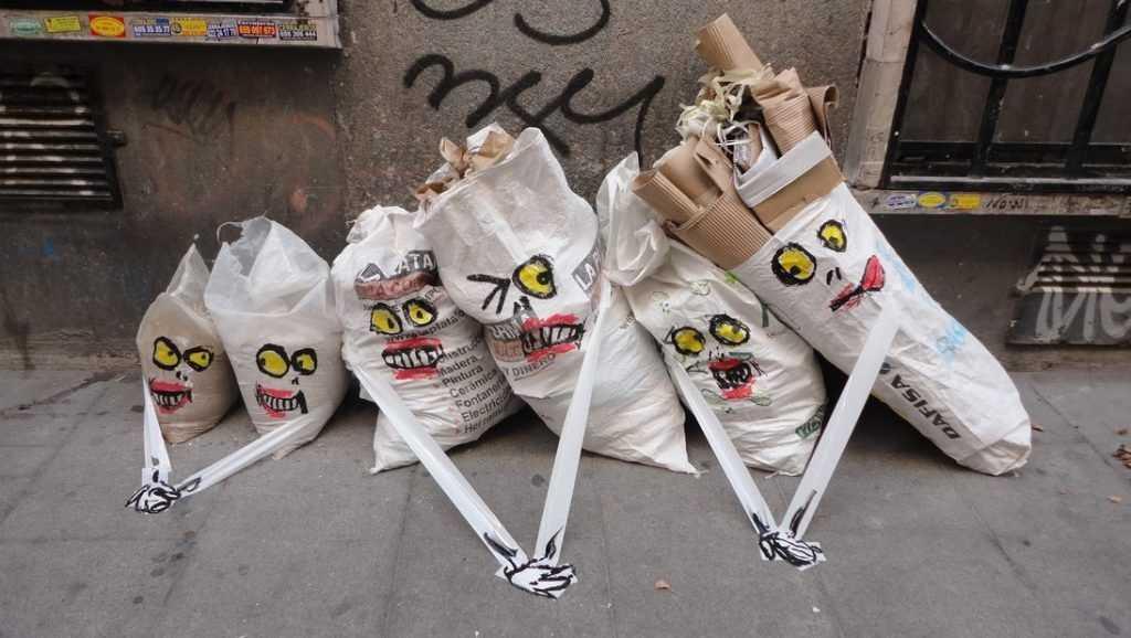 Госдума решила запретить полиэтиленовые пакеты