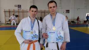 Брянские росгвардейцы-дзюдоисты взяли два «золота» на первенстве «Динамо»
