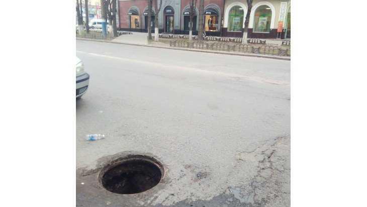 Жителей Брянска предупредили об опасности на улице Куйбышева