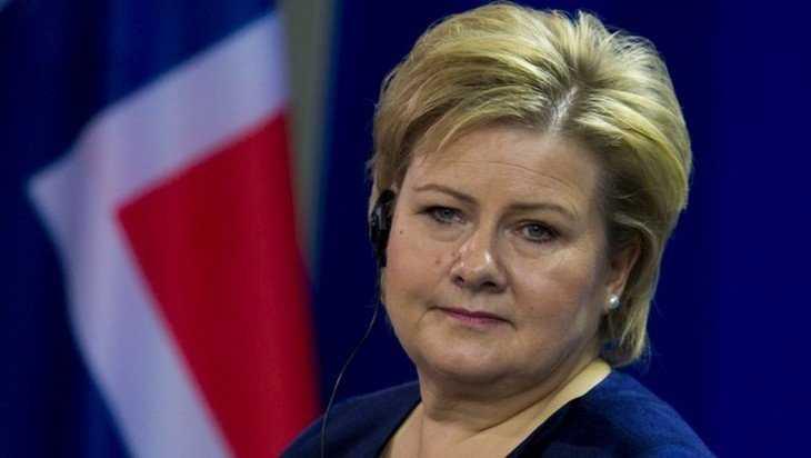Премьер-министр Норвегии сама попросила о встрече с Путиным