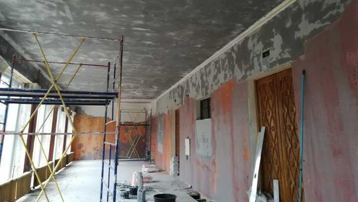 В Брянске развернулся второй этап реконструкции ДК БМЗ