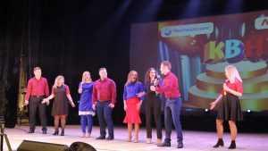 Молодежь БМЗ блестяще выступила в корпоративном КВН