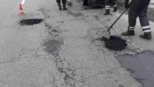 До 1 мая дорожники должны исправить дефекты ремонта брянских улиц