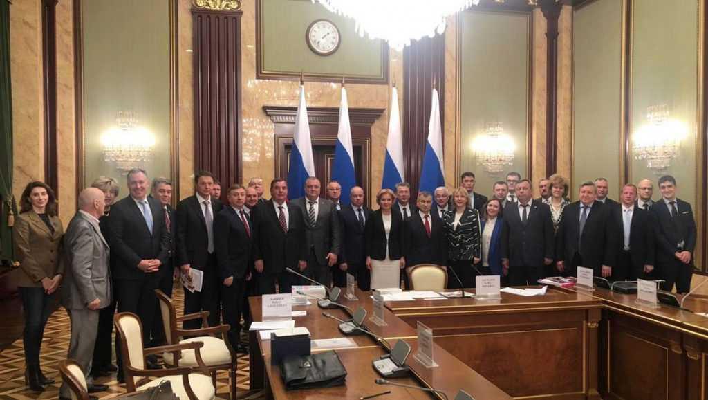 Брянского губернатора включили в оргкомитет по празднованию юбилея самбо