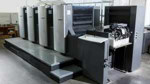 В Трубчевске директора типографии отдали под суд за кражу оборудования