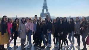 Брянские студенты прошли языковую стажировку во Франции