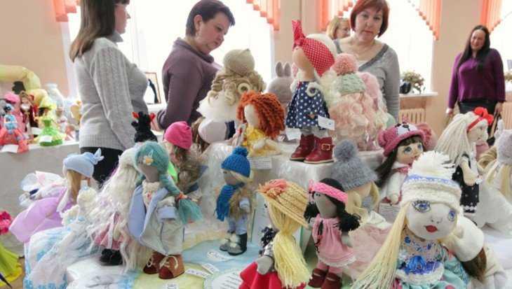 В Клинцах устроили показ кукол