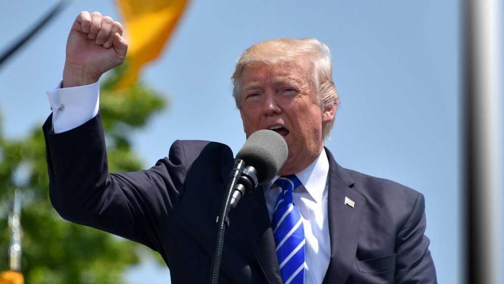Посол России: «Трамп получит по морде, если нападёт»