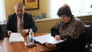 В Брянске новым заместителем мэра стала Наталья Моисеева